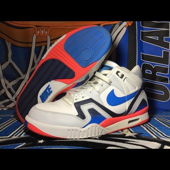buy online dac6c 83373 Mens Nike Air Tech Challenge Sz 12 Andre Agassi. M5c396a0bbaebf6722c574da2